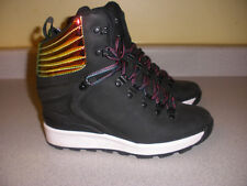 599497-001 Women's NIKE Zoom Astoria Sky Hi Wedge Boot Size 7 BLACK
