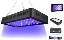 Led Aquarium Light 165W Full Spectrum Dimmable for Fish Tank Coral Reef