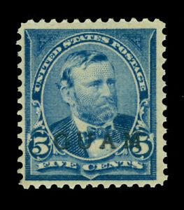 U.S. 1899 GUAM - Grant  5c blue   Scott 5  mint MH VF
