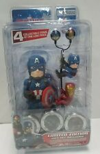 Marvel -  Captain America Gift Set Body Knocker, Scalers, Earbuds, Hubsnaps