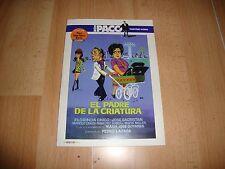 EL PADRE DE LA CRIATURA PELICULA EN DVD DE PEDRO LAZAGA CON PACO MARTINEZ SORIA