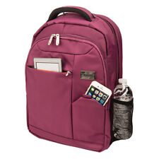 "Purple VanGoddy Laptop Backpack Bag Case for 15"" 15.6"" Lenovo Asus Dell Acer HP"