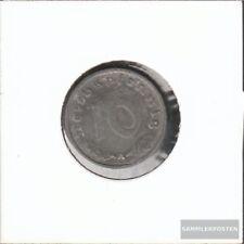 Deutsches Reich Jägernr: 371 1941 B sehr schön Zink 1941 10 Reichspfennig Reichs