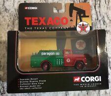CORGI SHOWCASE: 1966 GMC 1/2 TON TANKER TEXACO PARAGON OIL #CS90004