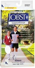 JOBST SupportWear Socks Athletic Knee High 8-15mmHg Large 1 Pair