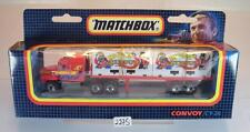 Matchbox Convoy CY-28 Mack Container-Sattelzug Big Top Circus OVP #2275