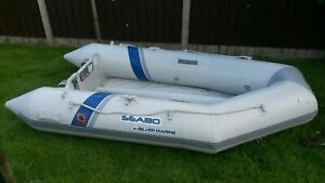 Seabo Boat Dinghy with Outboard Motor