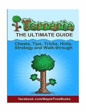 Terraria Tips Hints Cheats Strategy And Walk-through Free Shipping