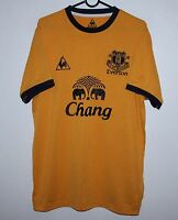 Everton England away shirt 11/12 Le Coq Sportif