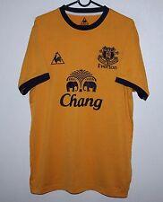 Everton England away shirt 11/12 Le Coq Sportif