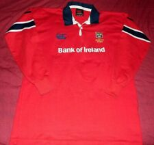 Munster Rugby Shirt Season 2001/2002 Size XL
