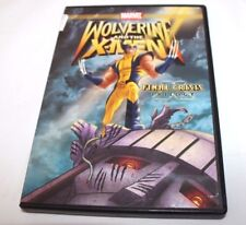 Wolverine and the X-Men: Final Crisis Trilogy (DVD, 2010)