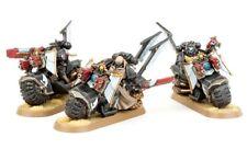 SPACE MARINE Dark Vengeance / Oscura vendetta Warhammer 40k Bike Moto Ravenwing