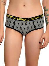 DC Comics Batman Hot Pants Hipster Brief Punk Panties Underwear Size L