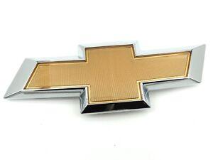 Genuine New CHEVROLET FRONT BUMPER BADGE Emblem For Spark M300 2013-2015
