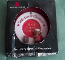 American Greetings Collectible For Beary Special Memories Photo Frame