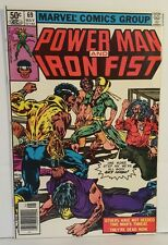 POWER MAN AND IRON FIST #69 VF 1981