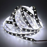 Nature White 300LEDs SMD 5630 LED Strip Flexible Lights Non-waterproof 5M 16Ft