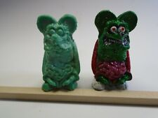 "Ratfink Zombie Fink 3"" resin figure kit . Free Shipping."