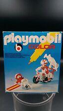 jouet vintage playmobil color n°3641 complet in box boite en BE