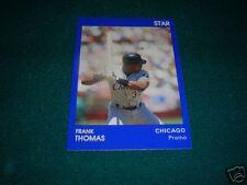 1991 Star Rookie Guild FRANK THOMAS Promo -  White Sox