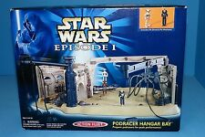 STAR WARS Episode 1 MICRO Machines POD RACER HANGER SET MIB # 1