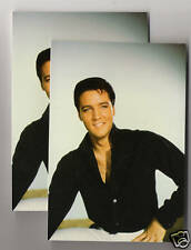 20 sexy new Elvis Postcard s Lot sixties image Open black shirt Twenty postcards