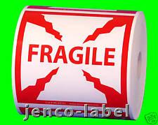 ML44101, 500 4x4 Fragile Labels/Sticker