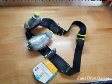 Nathan Mercury 2 Hydration Waist Belt Dual Water Bottle Holder & Zip Pouch