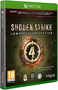 Sudden Strike 4 Complete Collection XBox One Brand New