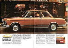 BMW 1502 1975-77 UK Market Sales Brochure 02 Series