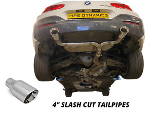 BMW M135i F20/F21 - BACK BOX MUFFLER DELETE - PERFORMANCE EXHAUST  PIPE DYNAMICS