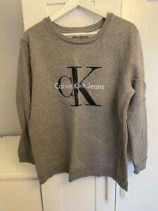 calvin klein sweatshirt women