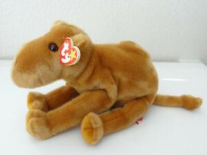 Ty Retired Beanie Buddy - Humphrey the Camel - Style #9307