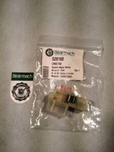 OEM Land Rover Defender or Series Wiper Motor Park Switch 520160