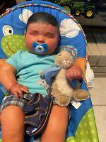 Joseph Sleeping. 3 Months 23 In By Bountiful Babies
