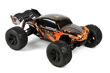 Custom Body Muddy Orange Buggy for ARRMA 1/8 Kraton 6S BLX Truck Car Cover Shell