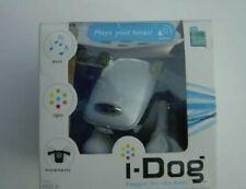 idog vintage 2005 HASBRO/Tiger Electronics i-DOG Original Black NIB NEW