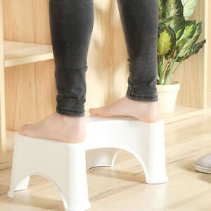 Adult Children Plastic Toilet Potty Step Up Stool Training Disability Assistance