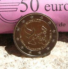 """MONACO PIECE 2 EURO COMMEMORATIVE 2013 """"50 ANS ADHESION ONU"""" NEUVE DE ROULEAU"""