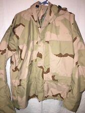 Vintage Baltura Parka Camouflage Military Jacket