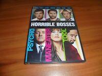 Horrible Bosses (DVD, Widescreen 2011) Jason Bateman, Charlie Day NEW