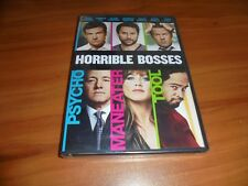 Horrible Bosses (DVD, Widescreen 2011) Jason Bateman, Charlie Day NEW
