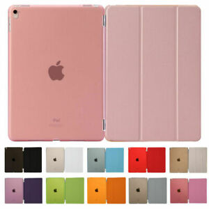 For Apple iPad 8th 6th 5th Gen Air 1 2 3 Smart Case Heavy Duty Shockproof Cover