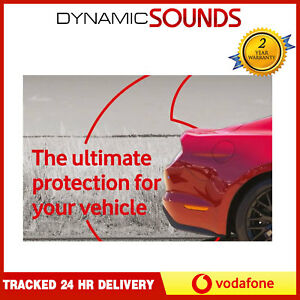 Vodafone Protect and Connect S5 VTS Vehicle Tracking System