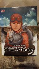 An Adventure Story Of Steamboy Memorial Box RARE Region 4!!!