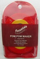 Pom Pom Maker (Plastic Resin)