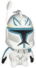 Star Wars Super Deformed Plush - Clone Commander Rex - Cool, new & sent fast!