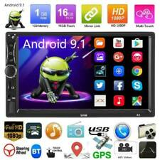 2Din 7inch Android 9.1 Quad Core Car Stereo Bluetooth FM Radio Receiver WiFi GPS