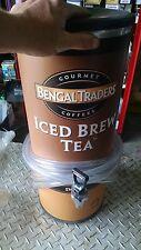 Syrup Tea urn Bengal traders iced tea urn